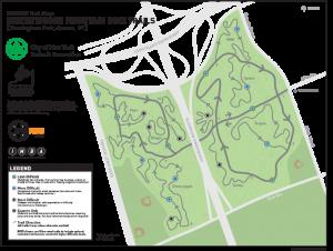 Cunningham-trail-map
